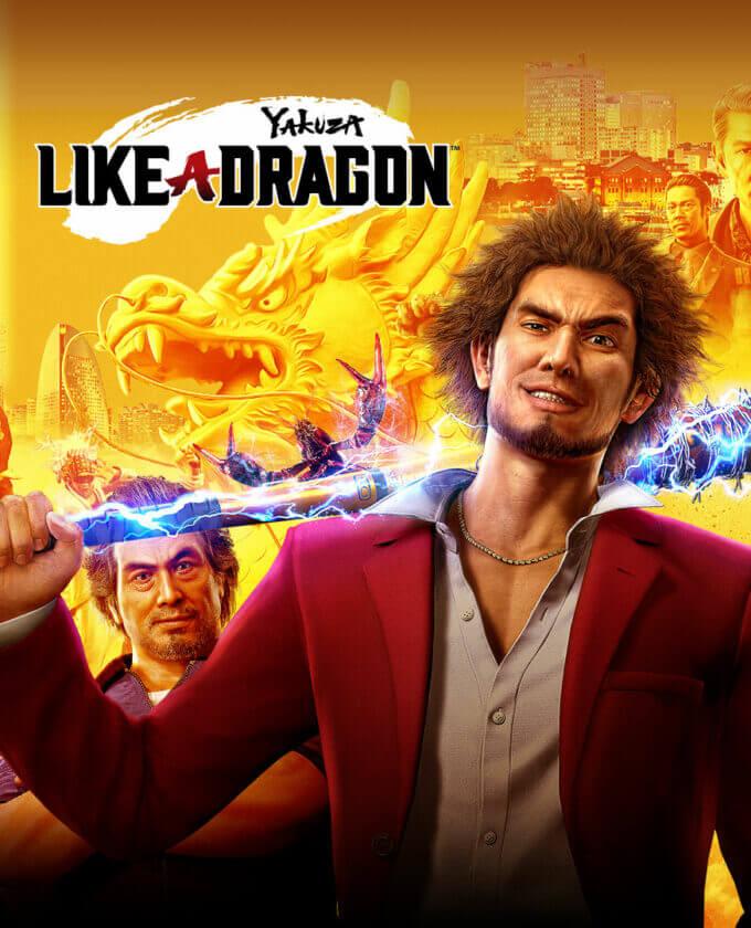Yakuza: Like a Dragon #4