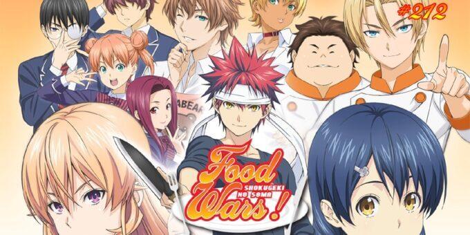Food Wars – Shokugeki no Soma