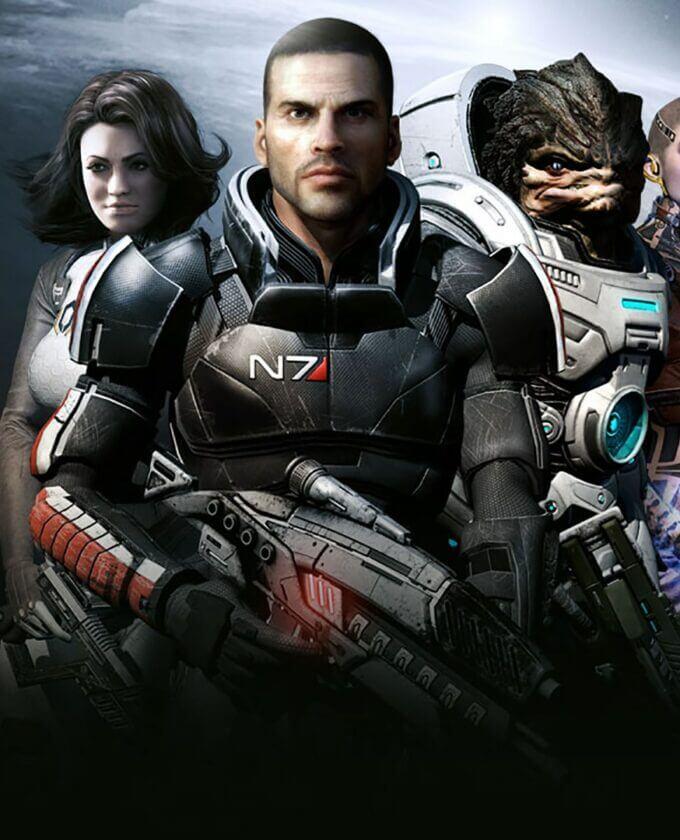 Mass Effect 2 #5