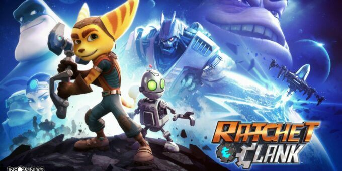 Ratchet & Clank: PS4 Remake