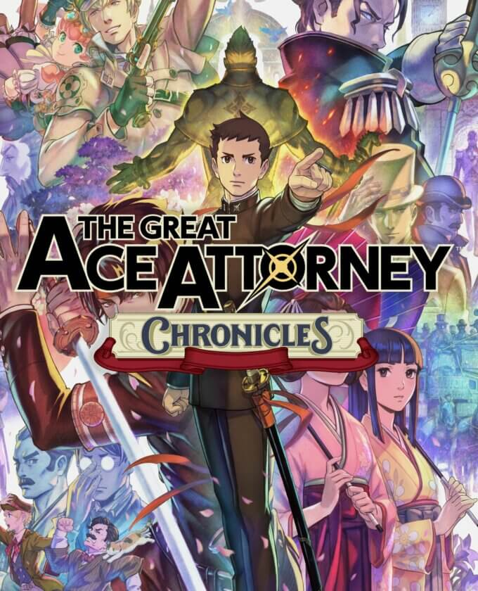 The Great Ace Attorney #13