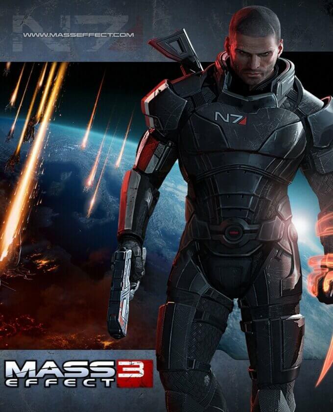 Mass Effect 3 #1